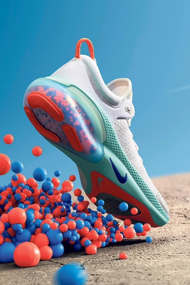 Spor ayakkabıları 'akıllı' takılıyor