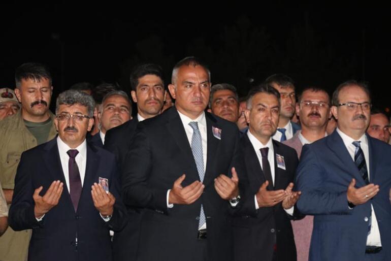 Bakan Yardımcısı Dursunun cenazesi İstanbula uğurlandı