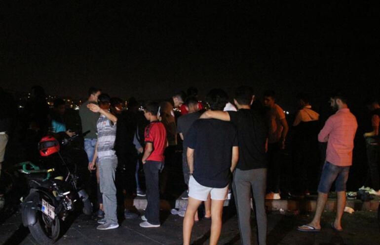 İstanbulda korku dolu anlar Görgü tanıkları böyle anlattı