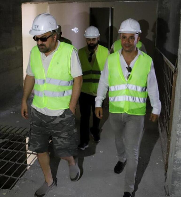 Volkan Konak, Kıbrıstan daire aldı