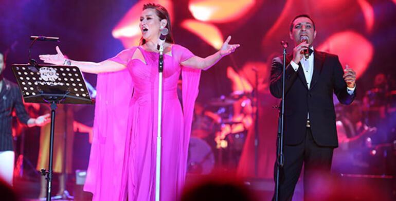 Harbiyede muhteşem düet İlk kez aynı sahneyi paylaştılar