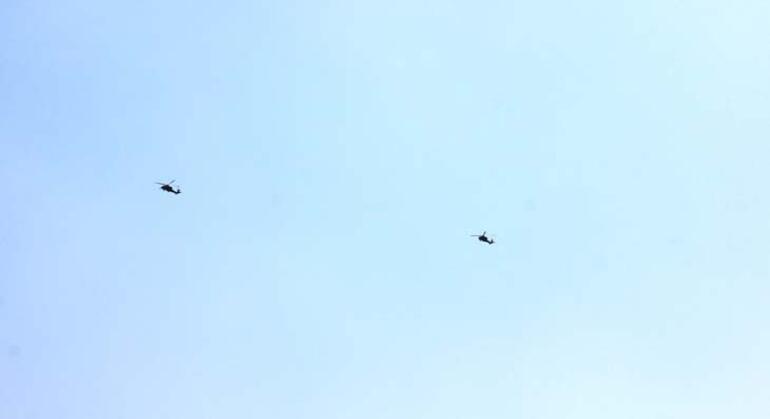 Son dakika... Bakan Akar açıkladı: İlk ortak helikopter uçuşu bugün