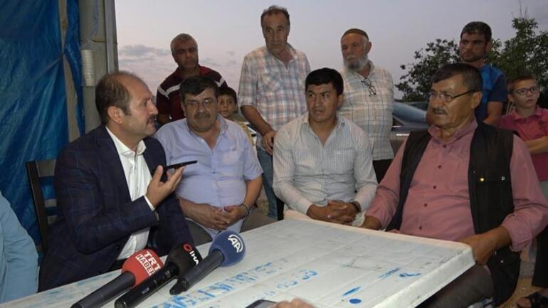 Cumhurbaşkanı Erdoğandan Emine Bulutun ailesine taziye telefonu