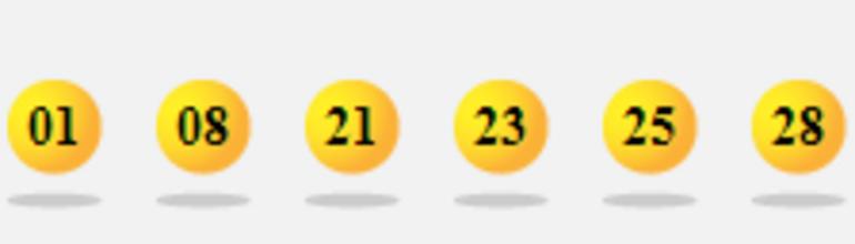 Sayısal Loto çekiliş sonuçları İşte kazandıran numaralar...(24 Ağustos)