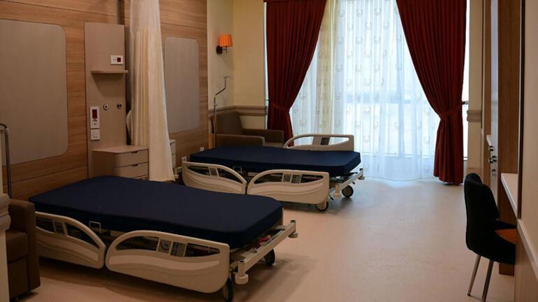 Erzurum Şehir Hastanesinin yüzde 95i tamamlandı