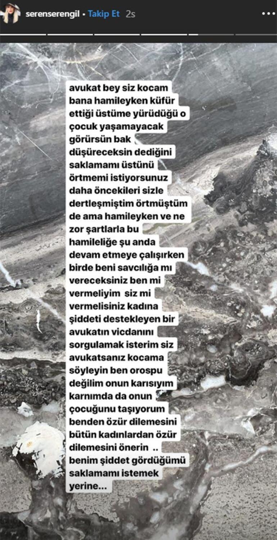 Son dakika | Seren Serengil-Yaşar İpek aşkı olaylı bitti O çocuk yaşamayacak dedi mi