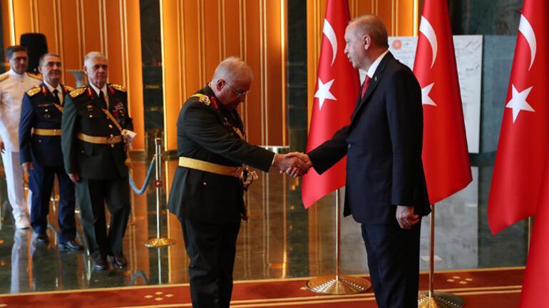 Cumhurbaşkanı Erdoğandan 30 Ağustos mesajı: Kararlıyız