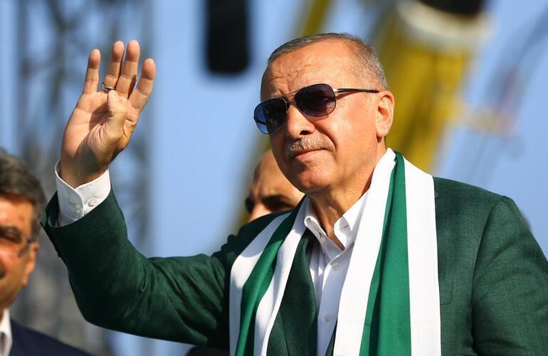 Cumhurbaşkanı Erdoğan Konyada müjdeleri sıraladı: Yapımına başlıyoruz