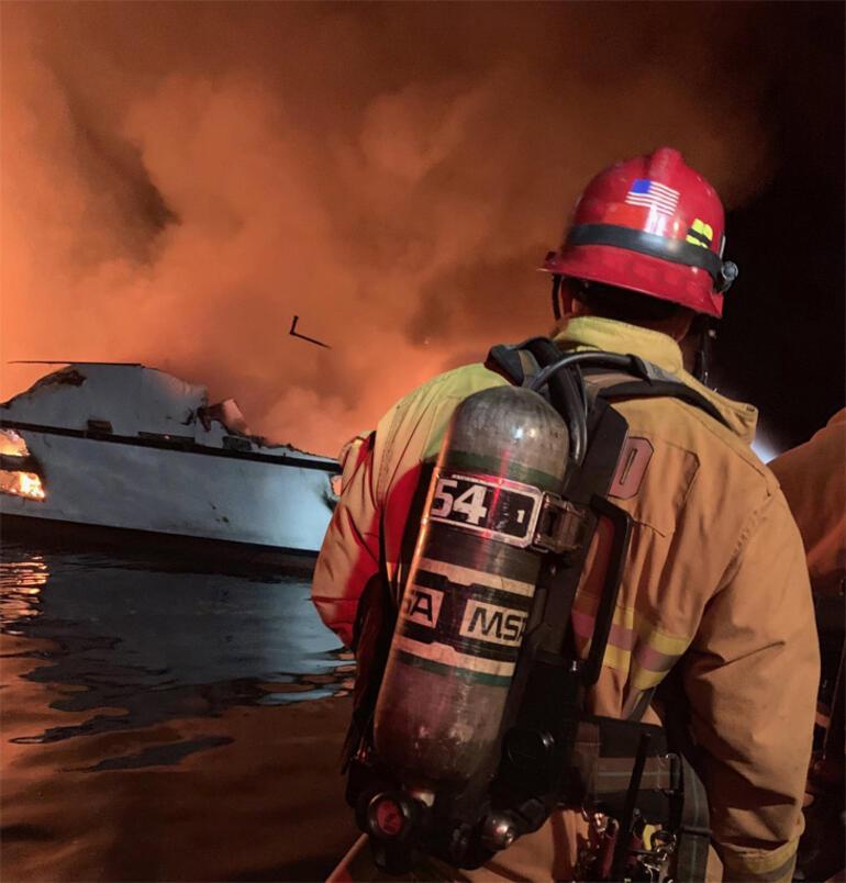 Son dakika... ABDde korkunç yangın 34 kişi hayatını kaybetti