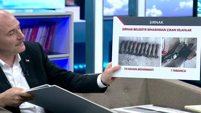 Son dakika... Bakan Soylu CNN Türkte konuşuyor