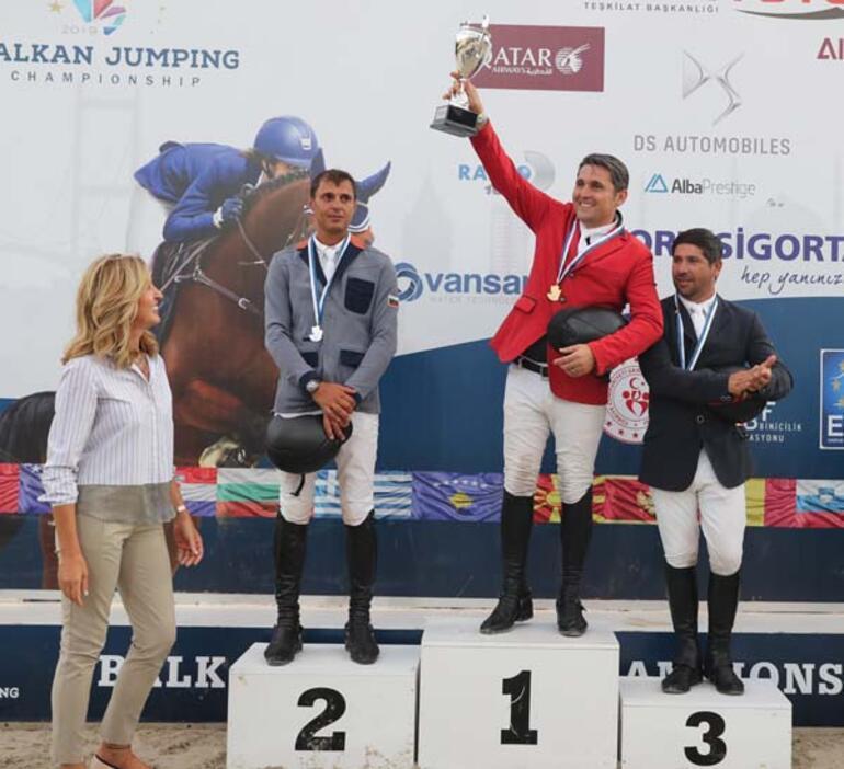 Balkan Şampiyonası'nda muhteşem final....