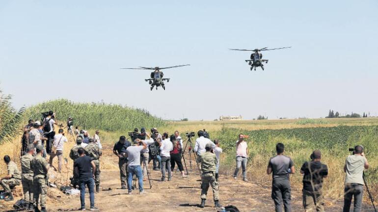 Fırat'ın doğusunda kara devriyesi başladı