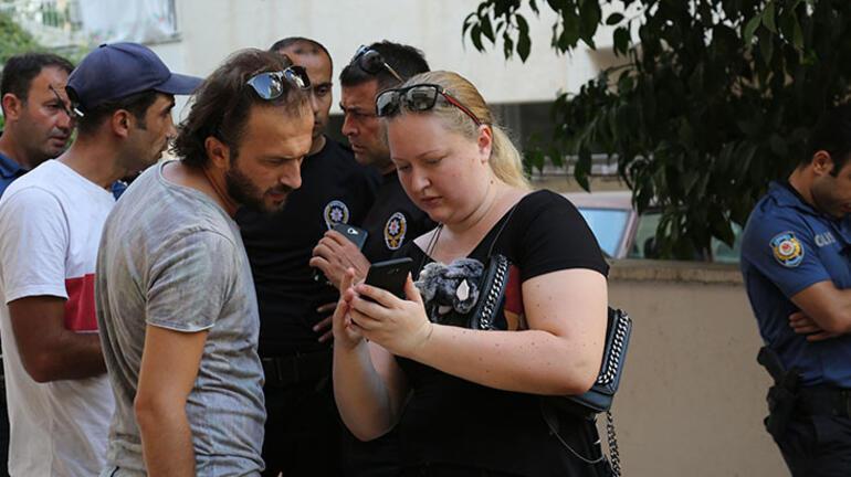 Rus turistin zor anları Bağırmasıyla panikledi, kaçtı...
