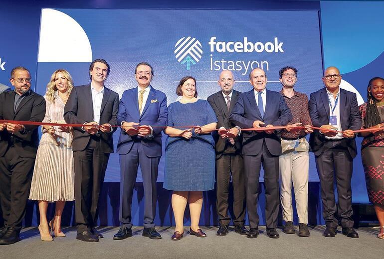 Maslak'a Facebook istasyonu