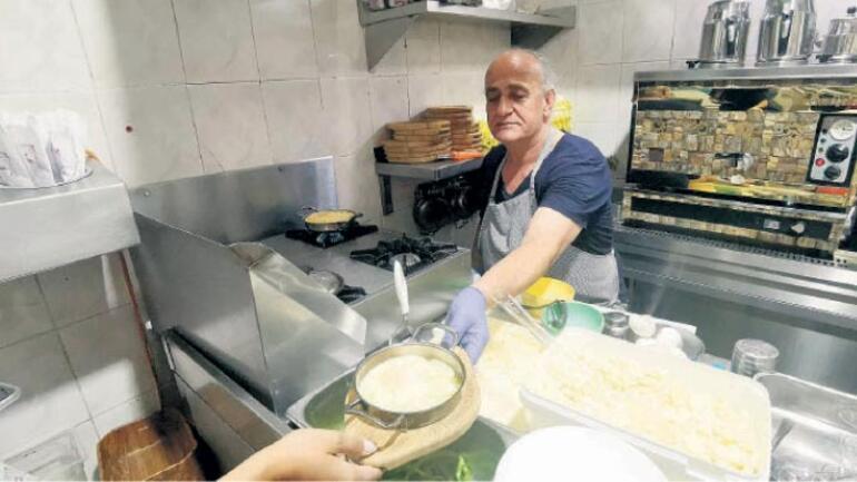 Kahvaltı Konya Mandırası'nda keyif çayları berberde