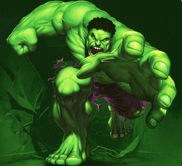 Johnson İngiltereyi çizgi roman karakteri Hulka benzetti