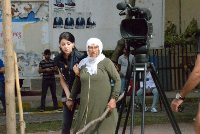 HDP önündeki eylemin 14üncü gününde gerginlik