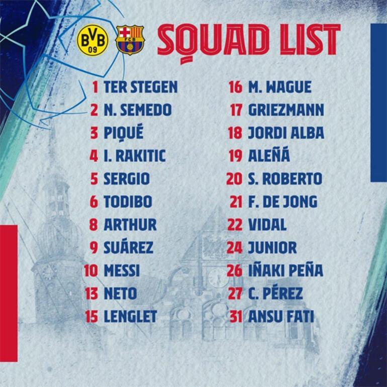 Barcelonada Messi geri döndü