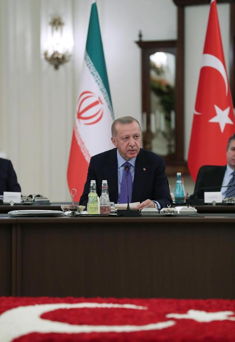 Son dakika | Ankarada üçlü zirve Kalıcı çözüm için tam mutabakat içindeyiz