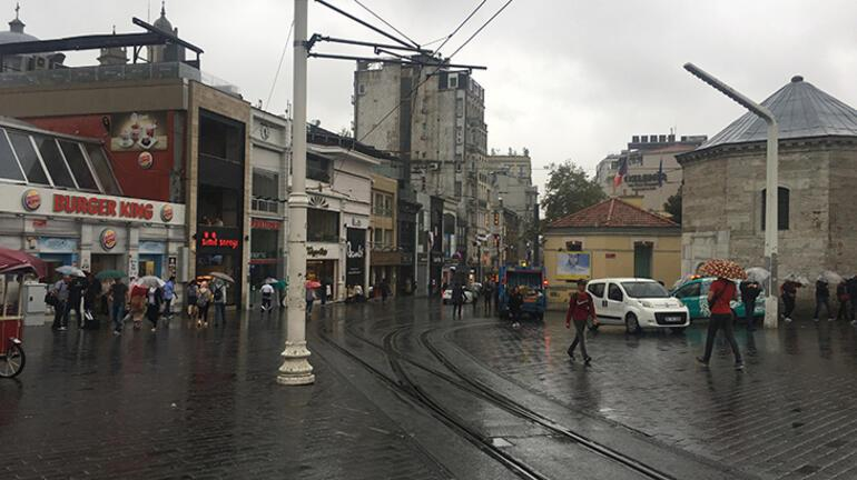 Meteorolojiden İstanbul için son dakika uyarısı... O saatlere dikkat