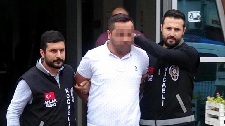 İzmit'te fuhuş baskını Kıskıvrak yakalandılar