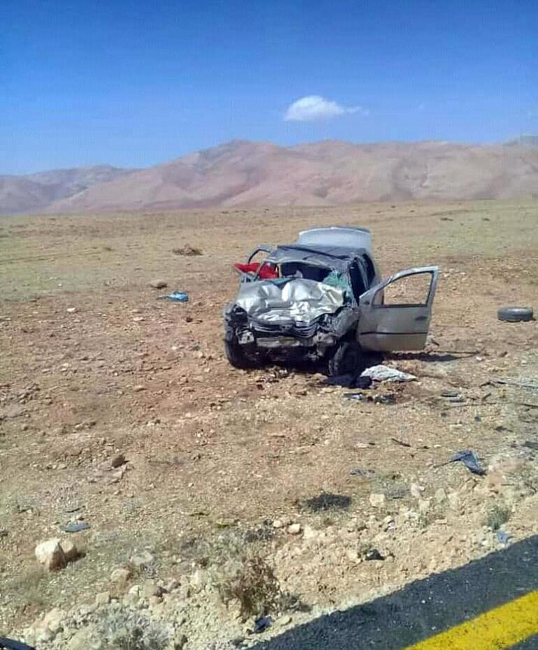 Düğün konvoyunda feci kaza: Çok sayıda ölü ve yaralı var