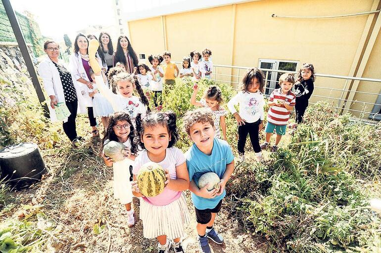 Türkiyenin ilk alerji anaokulu: Bu okula süt girmiyor