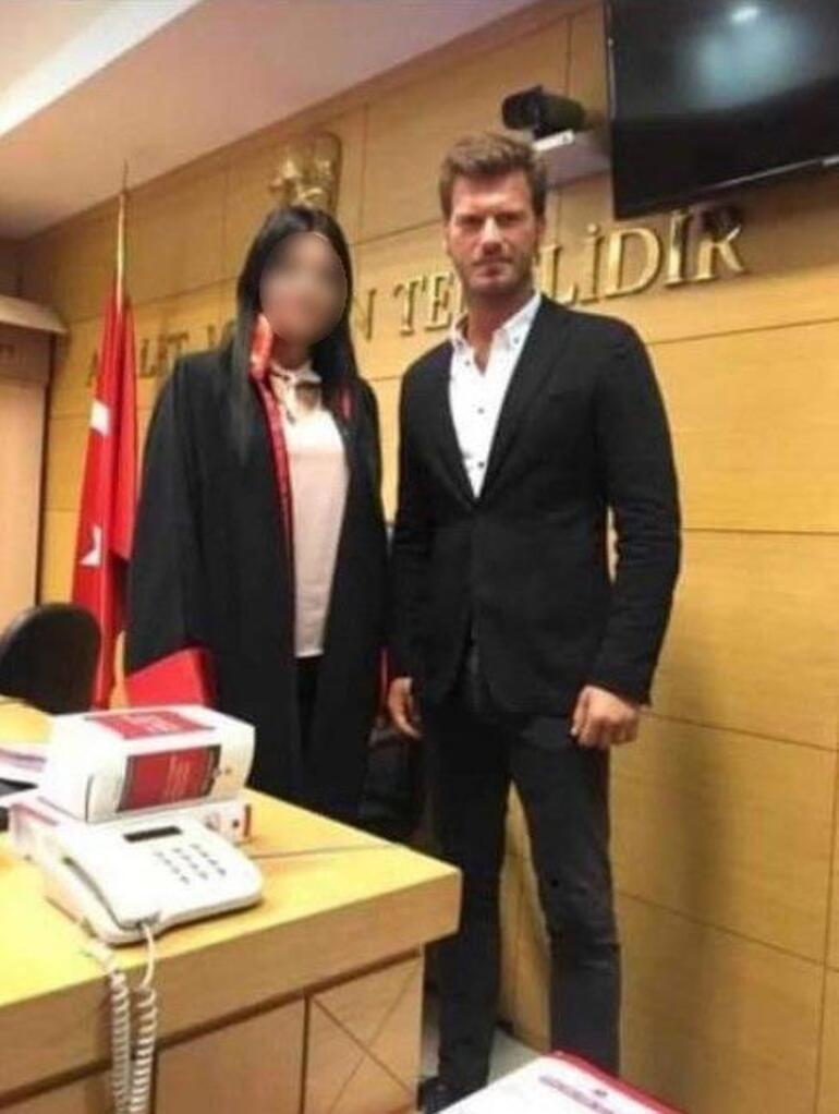 Hakim ile fotoğrafı çok konuşulmuştu Kıvanç Tatlıtuğdan açıklama geldi