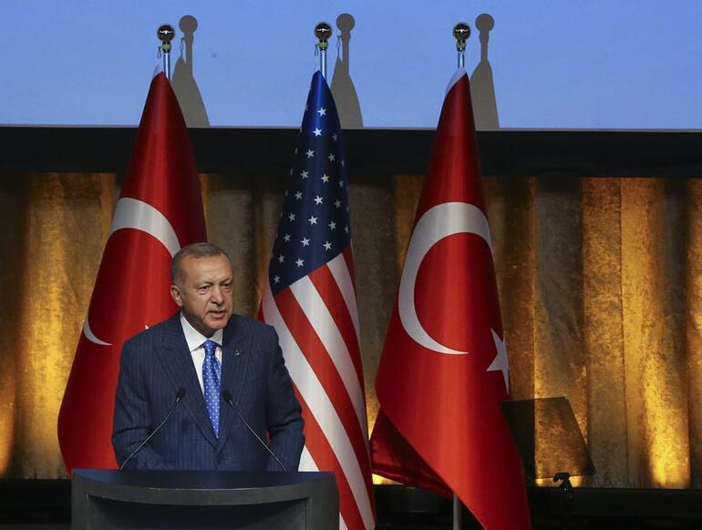 Cumhurbaşkanı Erdoğan: Terörist başının iadesi için gerekli adımları attık