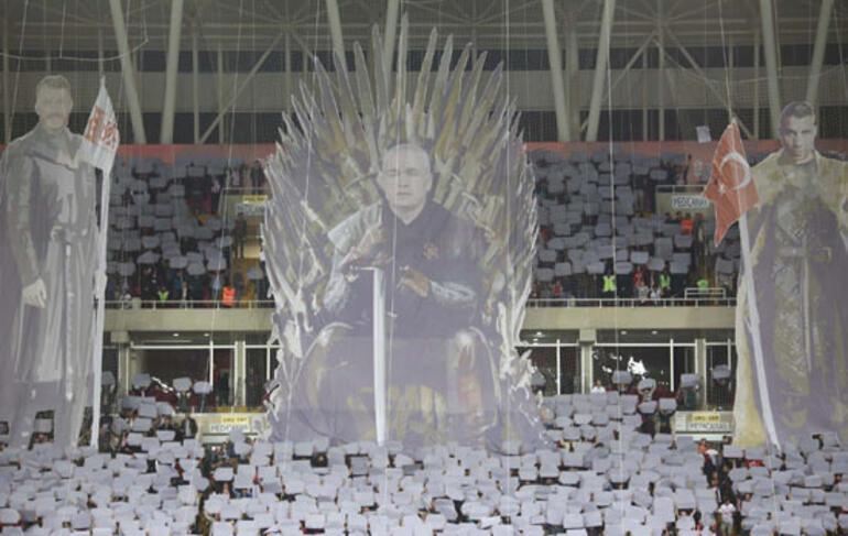 Rıza Çalımbaydan Game Of Thrones cevabı