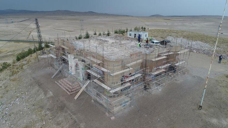 Tarihi köşk, restore edilerek gök gözlem evine dönüştürülecek