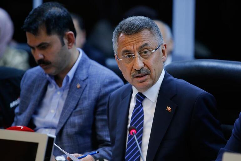İstanbulda yarın okullar tatil mi Cumhurbaşkanı Yardımcısı Fuat Oktay açıkladı