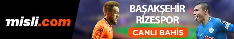Başakşehir - Çaykur Rizespor ile haftayı açıyor Canlı bahis heyecanı Misli.comda