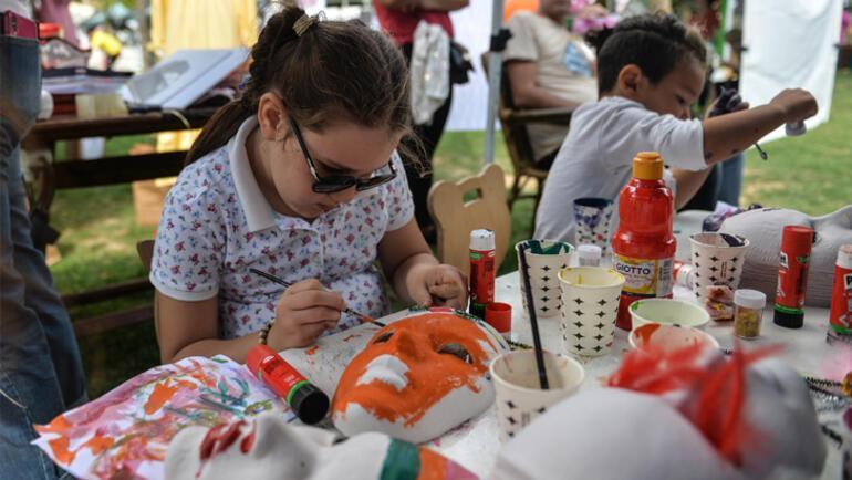 Çocukları hem tarım hem bilimle buluşturan festival
