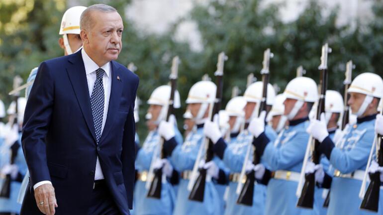 Cumhurbaşkanı Erdoğandan Fıratın doğusuna operasyon mesajı