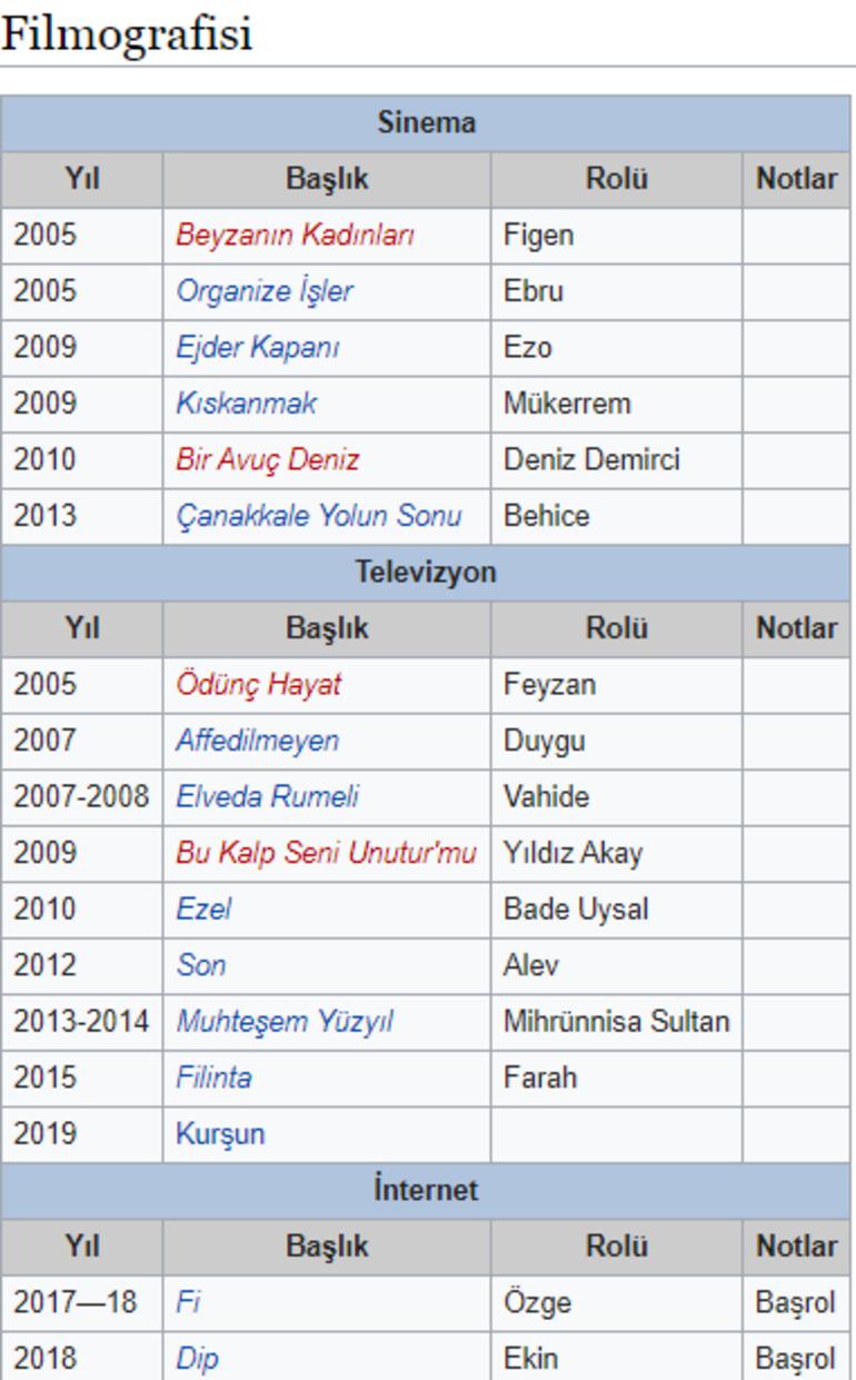 Berrak Tüzünataç kimdir Hangi dizilerde oynadı