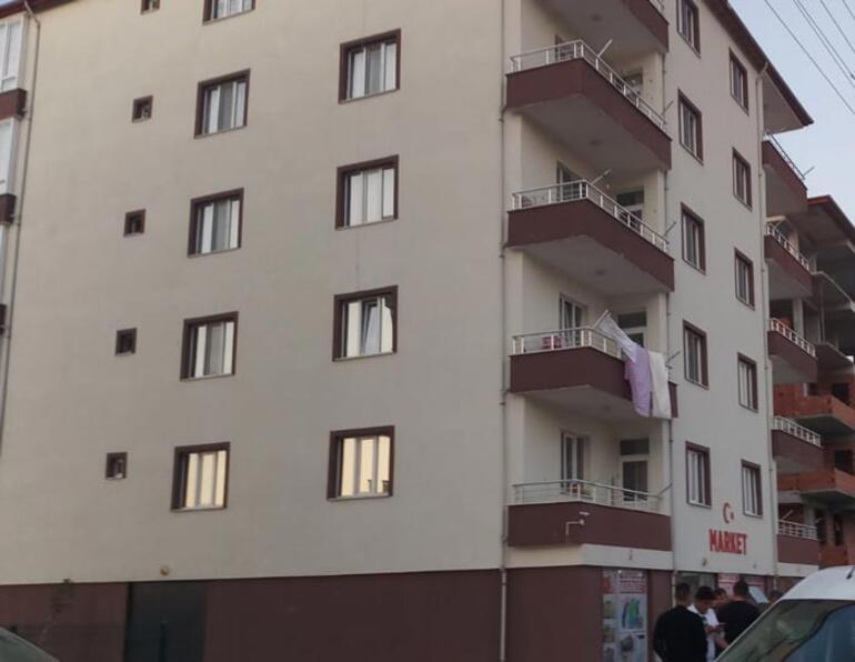 Konya'da şüpheli ölüm Genç kadın 3. kattan düşüp öldü