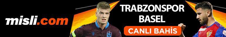 Trabzonspor - Basel canlı bahis heyecanı Misli.comda