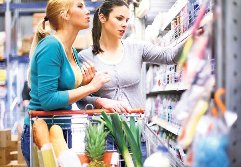 Paketli gıdaya 'ışın'lı etiket