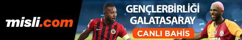 Galatasarayda 3 önemli eksik Gençlerbirliği-Galatasaray maçı saat kaçta hangi kanalda