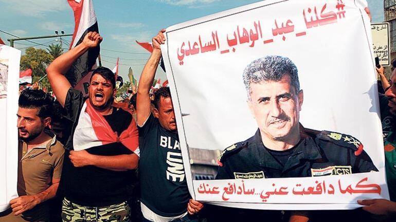 İran baskısıyla görevden alınmıştı... Eylemlerin nedeni o general mi