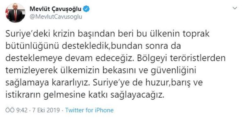 Son dakika... ABD çekiliyor Türkiyenin operasyonu an meselesi...