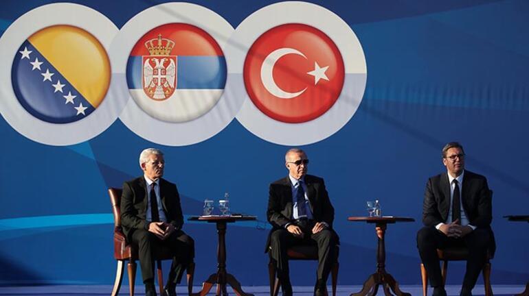 Cumhurbaşkanı Erdoğan Sırbistanda açıkladı: Devam edeceğiz