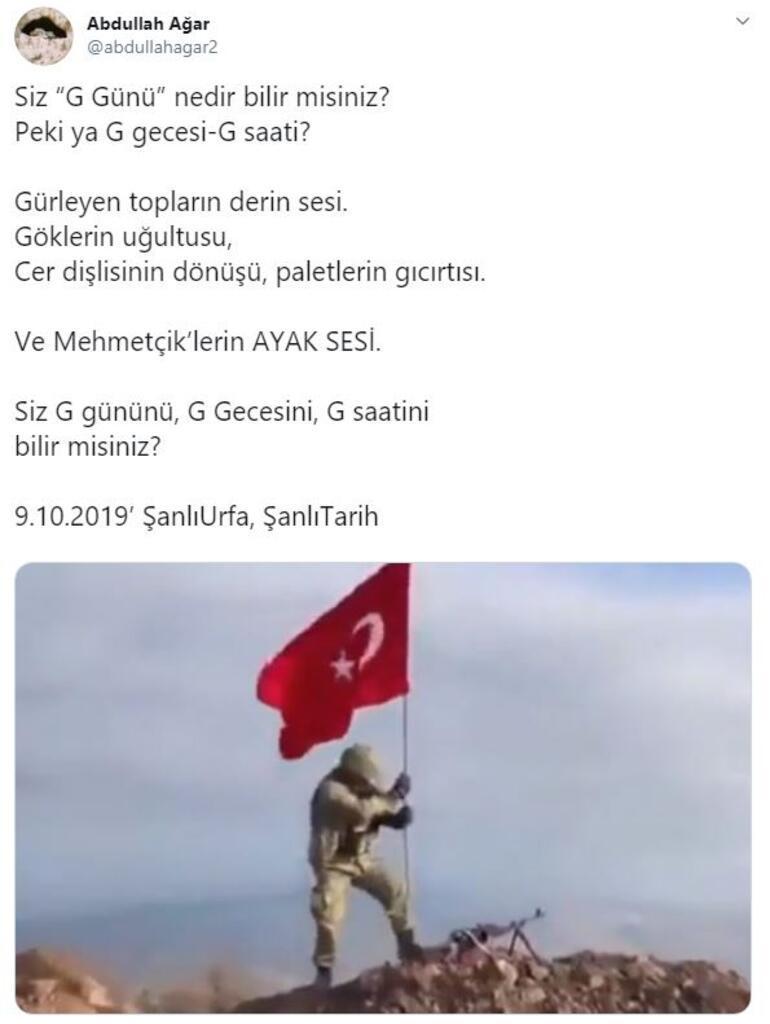 Uluslararası ajanslar flaş geçti Türk askeri giriş yaptı mı