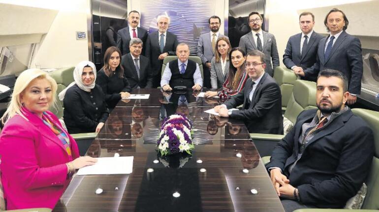 Cumhurbaşkanı Erdoğan: Kürtlerle bir sorunumuz yok