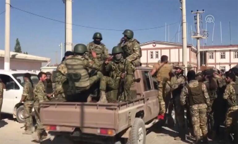 Barış Pınarı Harekatında son durum 109 terörist öldürüldü