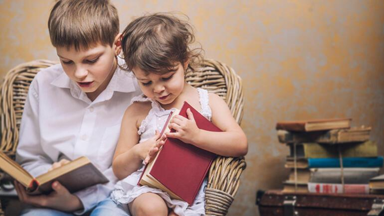 Çocuklara kitap okuma alışkanlığı nasıl kazandırılır