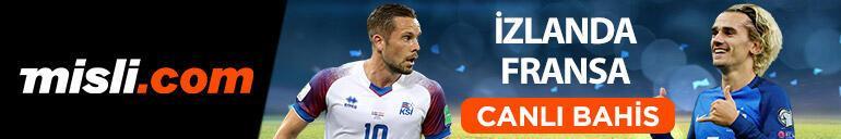 İzlanda-Fransa maçına Misli.com'da canlı oyna