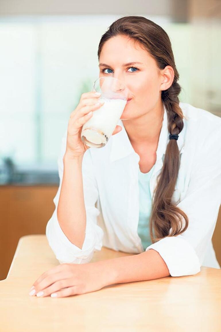 Süt hakkında üç konu