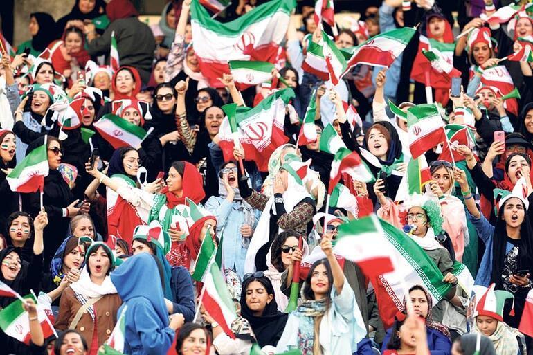 İran'da kadınlar tarih yazdı